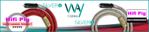 Awards for Way Cables interconnects from HiFi Pig Magazine